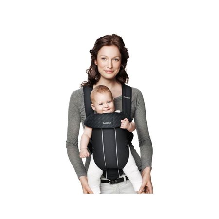 5a8434652863 BabyBjorn Baby Carrier Original - Black, Cotton