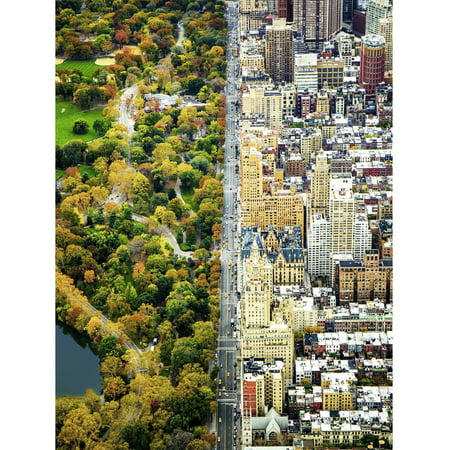 Ravensburger Divided Town 1500 Piece Puzzle ()