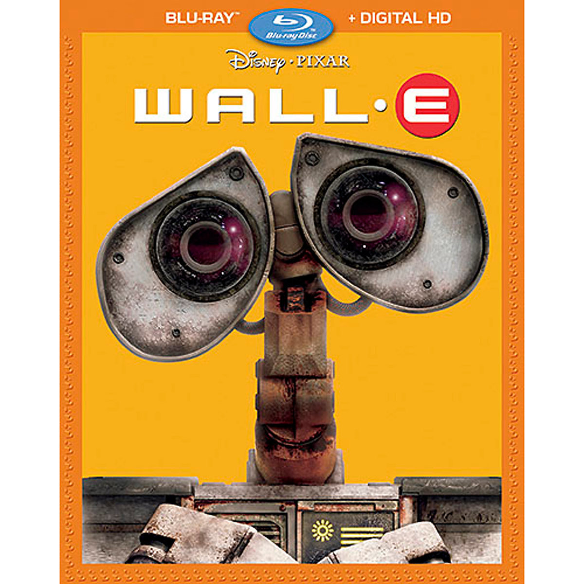 WALL•E (Blu-ray + Digital HD)
