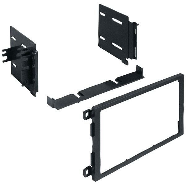 Best Kits BKGMK422 In-Dash Installation Kit (GM Universal 1992 and Up with Oversized Radios Double-DIN)