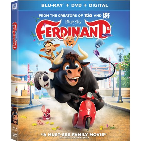 Ferdinand (Blu-ray + DVD + Digital)