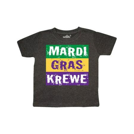 Mardi Gras Krewe Parade Toddler T-Shirt (Krewe De Gras Halloween)