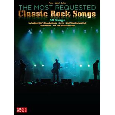 The Most Requested Classic Rock Songs (Songbook) - eBook for $<!---->