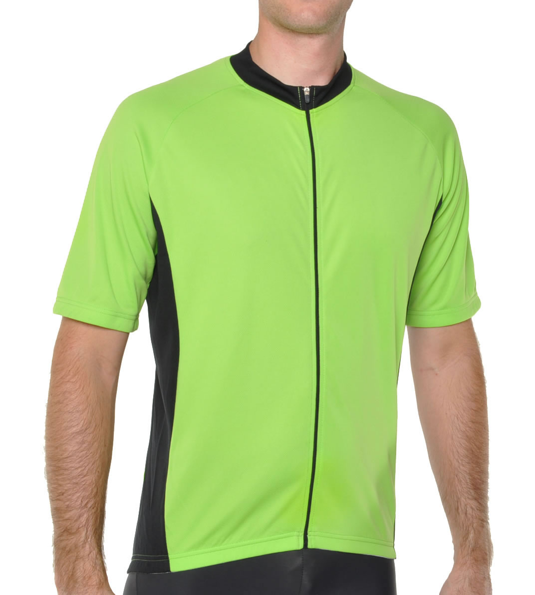 Endurance Short Sleeve Cycling Jersey Road / MTB