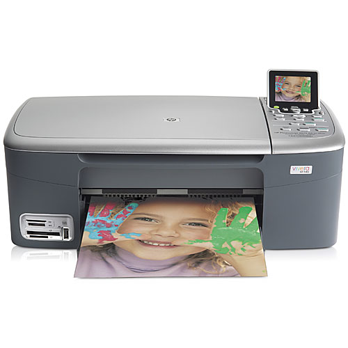 HP PhotoSmart 2575 All-In-One Printer, Scanner, Copier