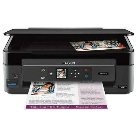 Epson Expression Home XP-340 Wireless Small-In-One Printer
