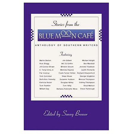 Stories From the Blue Moon Cafe - eBook