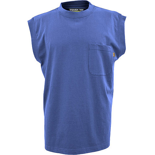 Walls Big Men's Sleeveless Pocket Tee