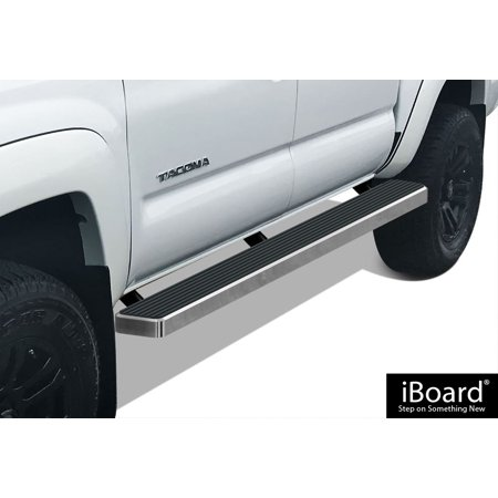 iBoard Running Board For Toyota Tacoma Crew Cab 4 Full Size Door