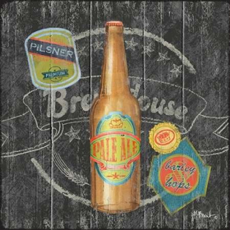 Craft Brew III Poster Print by Paul Brent