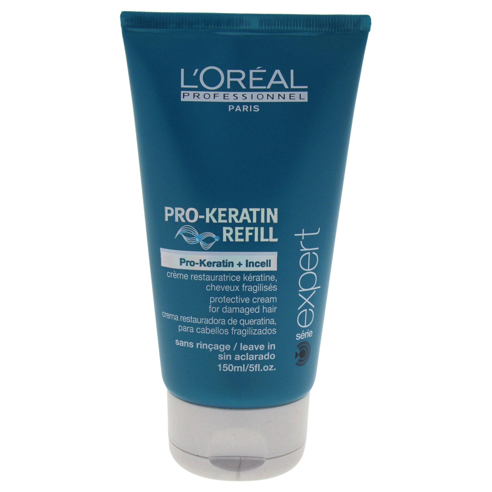 Loreal Pro-Keratin Refill Cream 5 Oz