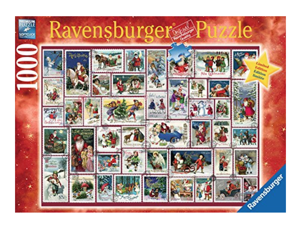 Ravensburger Christmas Wishes 1000 Piece Puzzle by Ravensburger