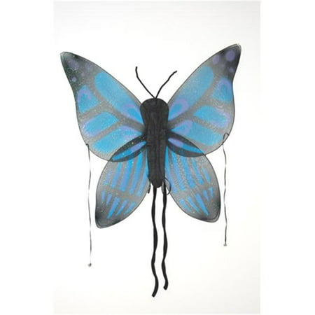Wings Child Butterfly Blue - Real Butterfly Wings For Sale