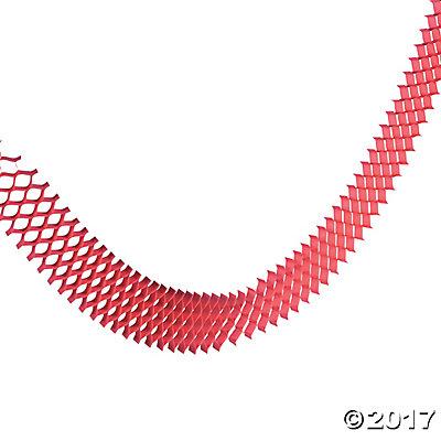 Coral Net Garland