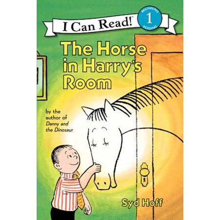 The Horse in Harry's Room - White Horse Meaning In Halloween 2