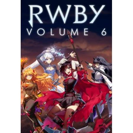 RWBY: Volume 6 (Blu-Ray) (Halloweentown 6)