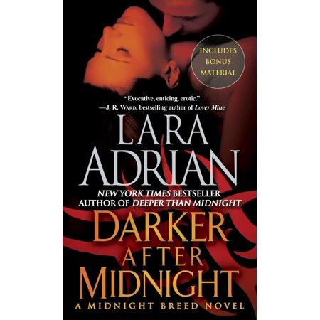 Darker After Midnight (with bonus novella A Taste of Midnight) : A Midnight Breed