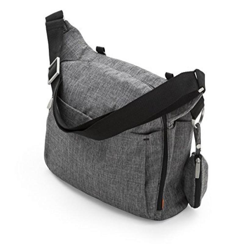 Stokke Changing Bag - Black Melange