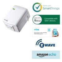 Leviton R03-dzpa1-1bw Z-Wave Universal Appliance Module