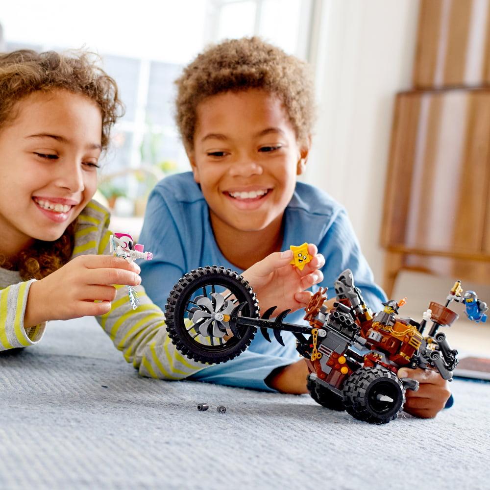 70834 EOL * LEGO Movie NEU /& OVP Set Lego EisenBarts Heavy-Metal-Trike