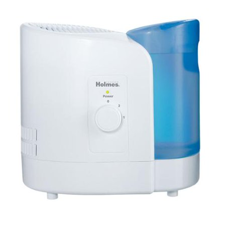 Holmes Hcm600 U Cool Mist Two Speed 1 Gallon Humidifier