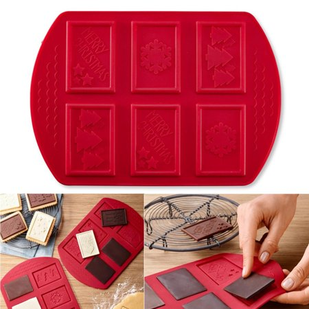 On Clearance Silicone Mold Christmas Tree Cake Decorating Fondant Cookies Baking Mat Mould Tools Gift Christmas Tree Cake Molds
