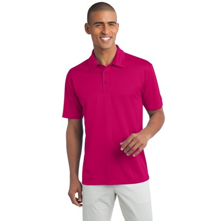 Tlk540 Port Authority Tall Silk Touch Performance Polo Mens Sport Shirt