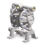ARO PD05P-ARS-PTT-B Double Diaphragm Pump, Air Operated, 150F