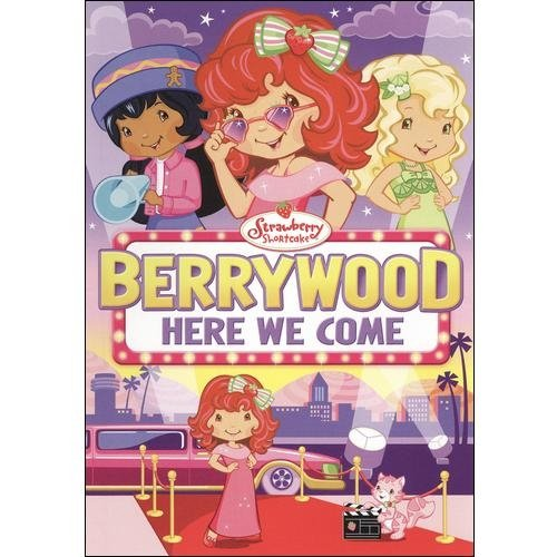 Strawberry Shortcake: Berrywood Here We Come (Full Frame)
