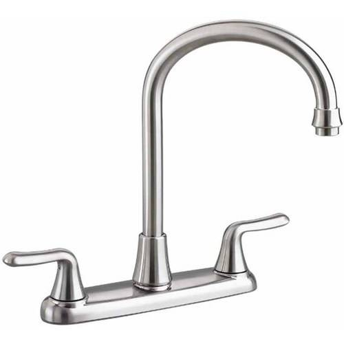 American Standard 4275.550.002 Colony Soft 2.2 GPM Kitchen Faucet with Gooseneck Spout, Available in Various Colors