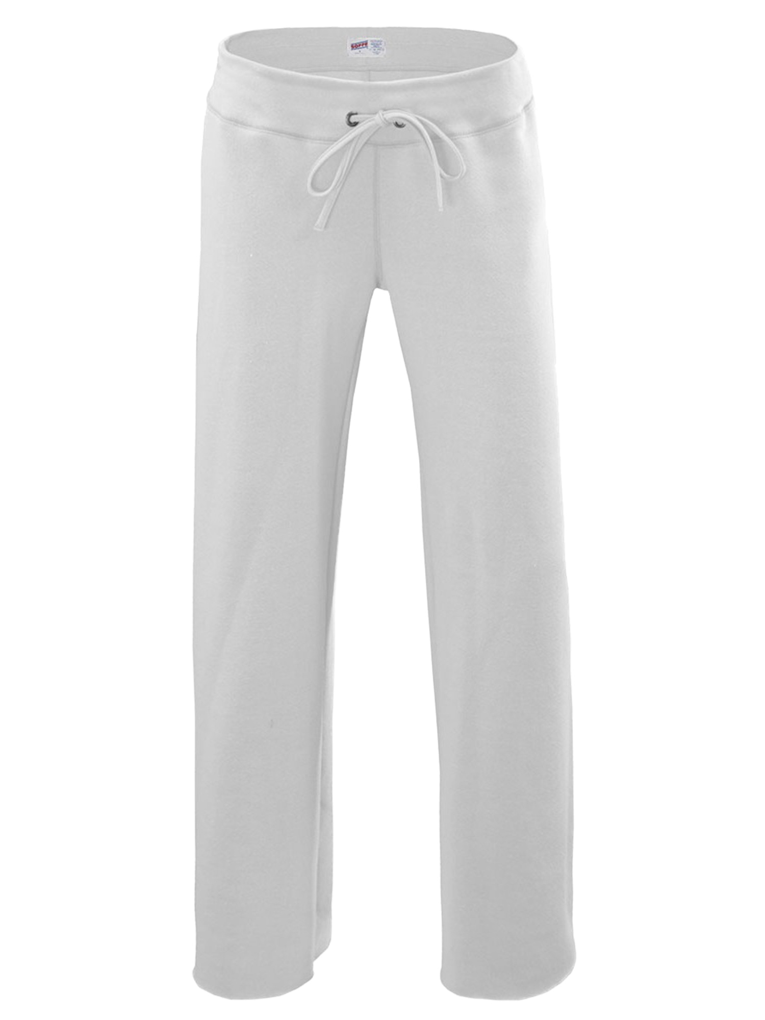 Soffe Women's Back Pocket Match Waistband Rugby Pant