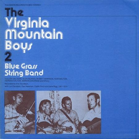 Virginia Mountain Boys 2: Bluegrass String Band ()