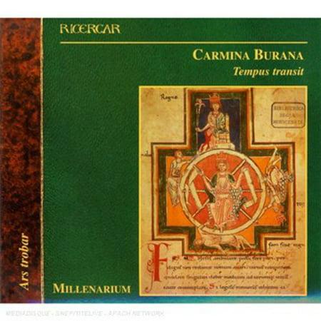 Carmina Burana / Temple Transit (Best Recording Carmina Burana)