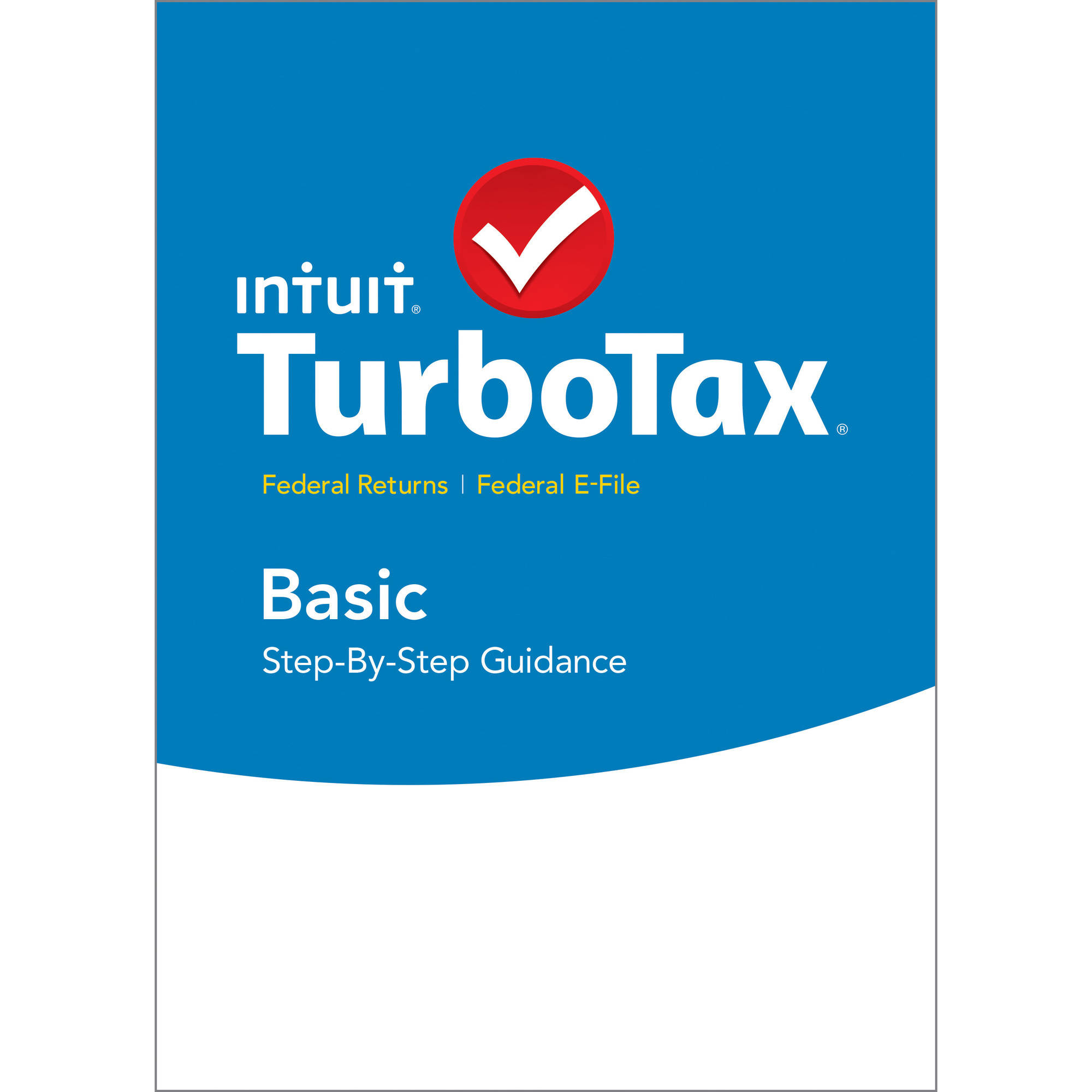 Turbotax Basic 2015 (PC) (Digital Code)