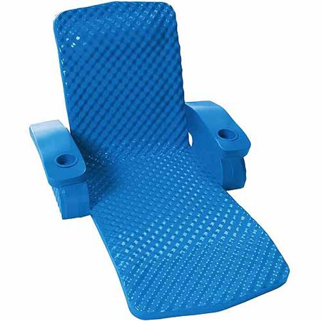 Texas Recreation Baja II Folding Lounge, Bahama Blue