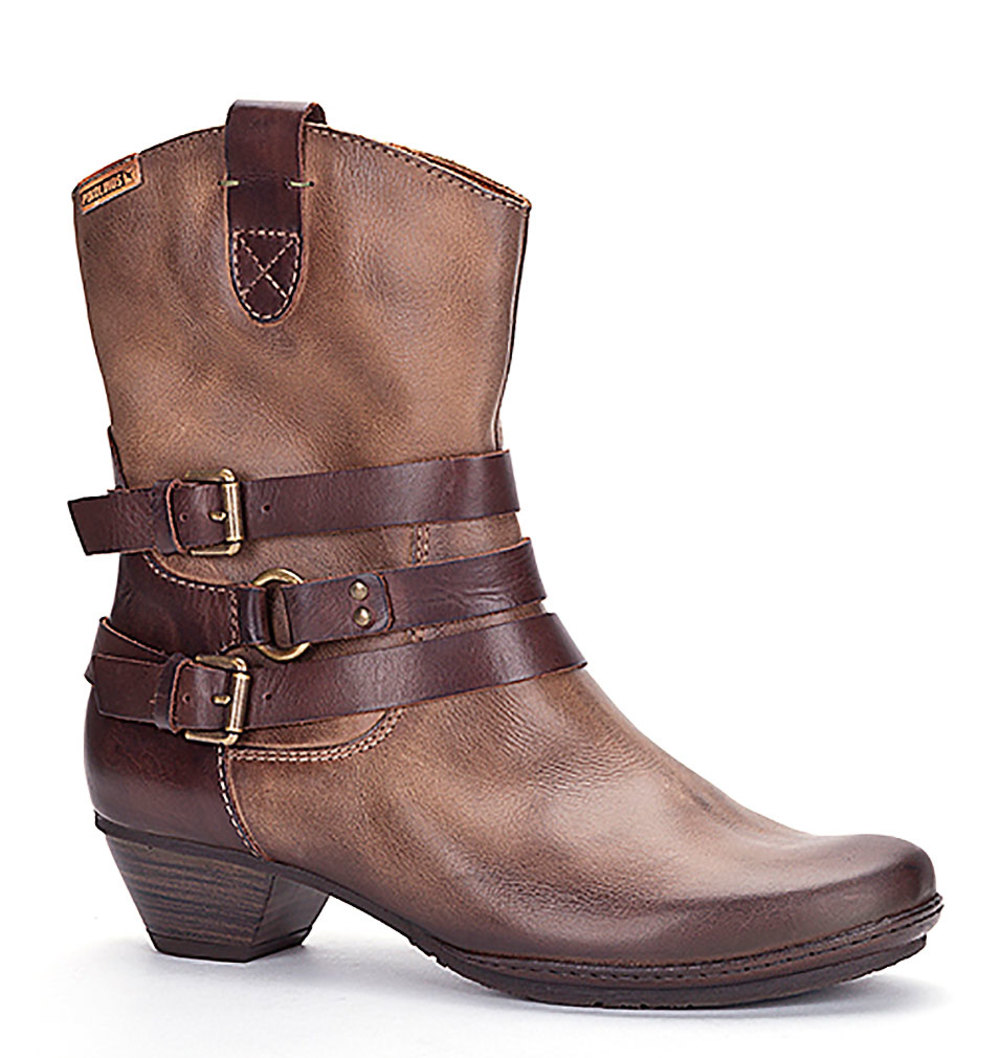 Pikolinos Women's BRUJAS Zipper Fashion Ankle Boot