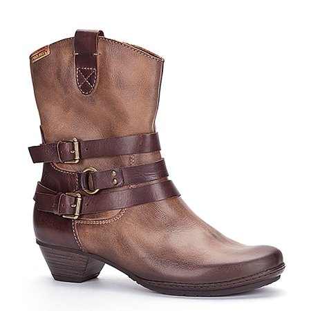 6020497c96c2 Pikolinos Le Mans 838-9232 (Arcilla) Women s Dress Lace-up Boots ...