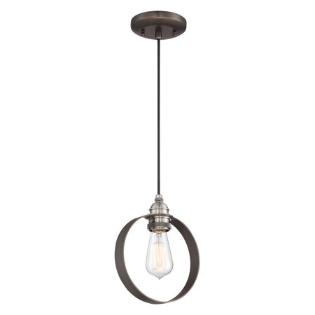 Minka Lavery Uptown Edison 1 Light Mini Pendant Light