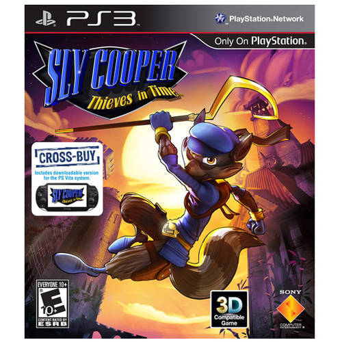 Sly Cooper: Thieves in Time (PS3) - Pre-Owned