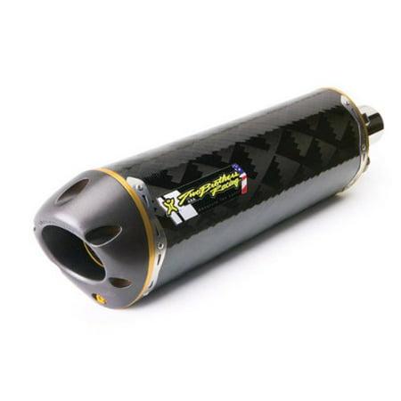 M2 Titanium Canister (m-2 black series  slip-on exhaust titanium canister)