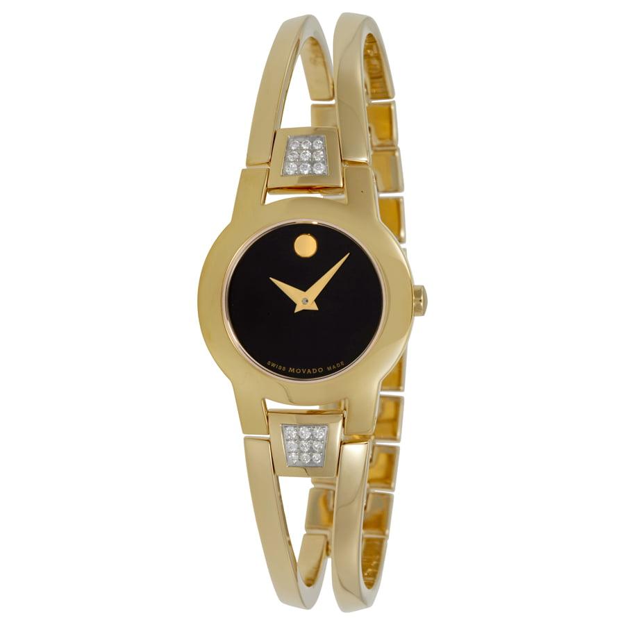 Movado Amorosa Ladies Diamond Watch 0606895