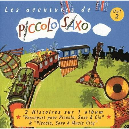 Les Aventures De Piccolo (CD)
