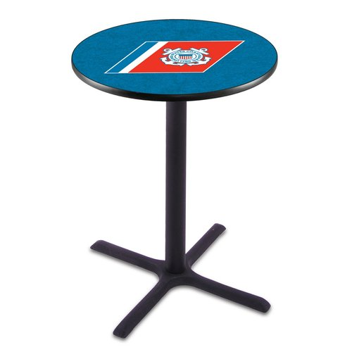 Holland Bar Stool Military 42'' Pub Table