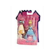 """Disney Princess Little Kingdom 4.5"""" Cinderella Doll"""