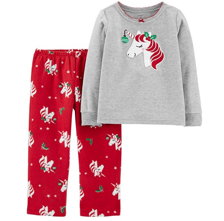 Sweets//Floral//Kitty 18 Months Simple Joys by Carters infant-and-toddler-pajama-sets