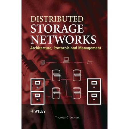 Distributed Storage Networks - eBook The worldwide market for SAN and NAS storage is anticipated to grow from US $2 billion in 1999 to over $25 billion by 2004. As business-to-business and business-to-consumer e-commerce matures, even greater demands for management of stored data will arise.With the rapid increase in data storage requirements in the last decade, efficient management of stored data becomes a necessity for the enterprise. A recent UC-Berkeley study predicts that 150,000 terabytes of disk storage will be shipped in 2003. Most financial, insurance, healthcare, and telecommunications institutions are in the process of implementing storage networks that are distributed to some degree. For these institutions, data integrity is critical, and they will spend much time and money on planning.One of the primary obstacles to implementing a storage network cited by enterprise IT managers is a lack of knowledge about storage networking technology and the specific issues involved in extending a Storage Area Network (SAN) or Network Attached Storage (NAS) over the Metropolitan Area Networks (MAN) or Wireless Area Networks (WAN). Distributed Storage Networks: Architecture, Protocols and Management addresses the  terminology gap  between enterprise network planners and telecommunications engineers, who must understand the transport requirements of storage networks in order to implement distributed storage networks. Jepsen comprehensively provides IT managers, planners, and telecommunications professionals with the information they need in order to choose the technologies best suited for their particular environment.Addresses a hot topic that will become increasingly important in the coming yearsEnables high-level managers and planners to make intelligent decisions about network needsIncludes example network configurations providing solutions to typical user scenariosFills the  terminology gap  between enterprise network managers and telecommunications engineers who must understand the transport requirements of storage networks in order to implement distributed storage area networksA fundamental resource for all network managers, planners and network design engineers, as well as telecommunications engineers and engineering, computer science, and information technology students.