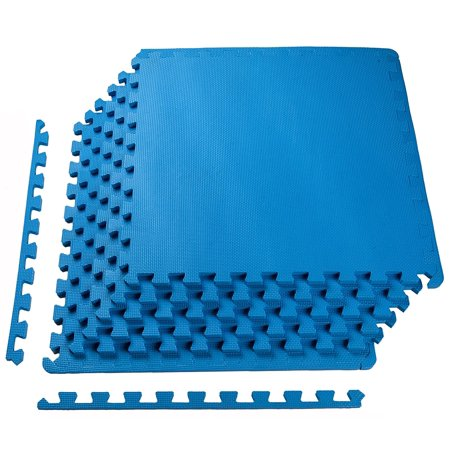 Nspire Fit 1 2 Inch Extra Thick Eva Foam Mat With