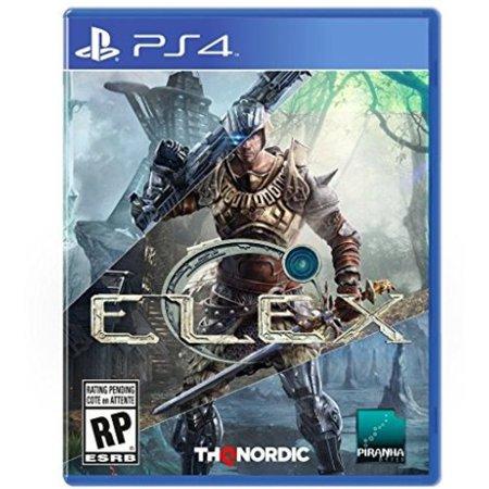 THQ Elex for PlayStation 4