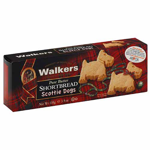 Shortbread Scotti Dog, 3.9 Oz (pack Of 1
