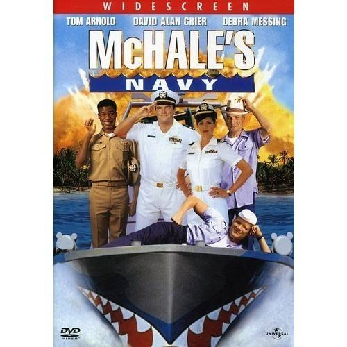 McHale's Navy (Widescreen)
